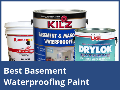 Zinsser drygard waterproofing paint for concrete and masonry 1 for Best interior basement waterproofing products