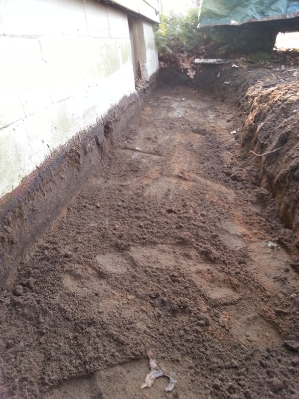Diy Basement Waterproofing 4