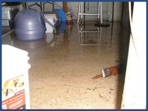 ways to waterproof a basement